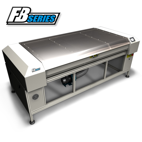Laser cutting machine - FB1800